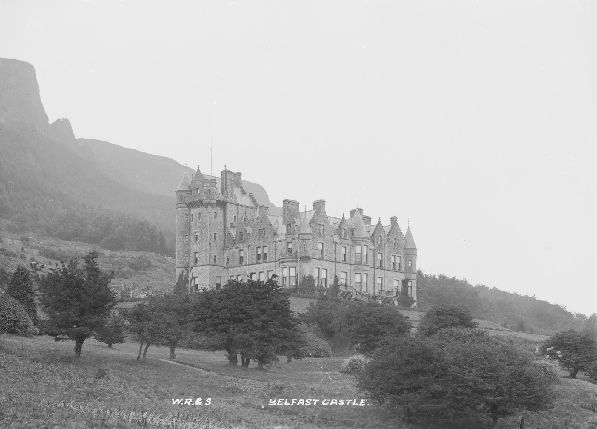 Belfast Castle, Belfast, Co. Antrim