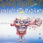 "IRON MAIDEN CAN I PLAY WITH MADNESS Germany 12"" MAXI"