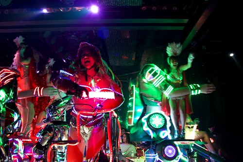 All the hype at Robot Restaurant