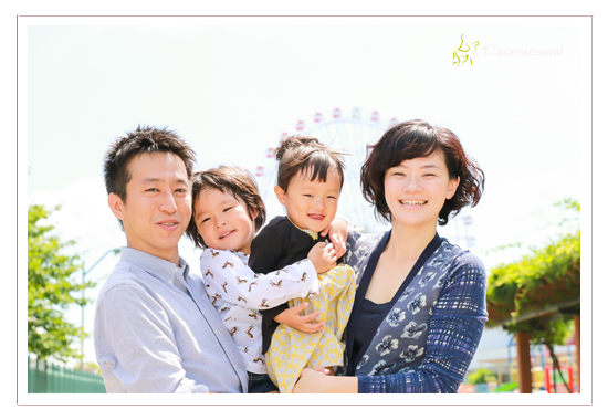 七五三写真 着物 女の子 出張撮影 知立神社 愛知県知立市 刈谷ハイウェイオアシス 刈谷市 家族写真 全データ 自然