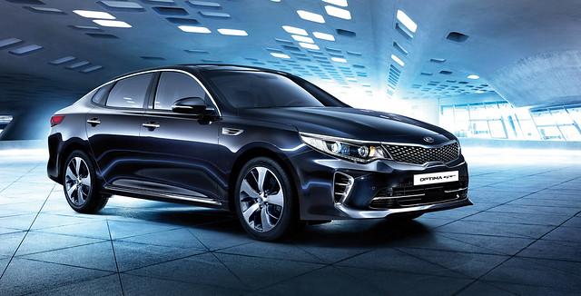 2016 Kia OptimaGT - IAA