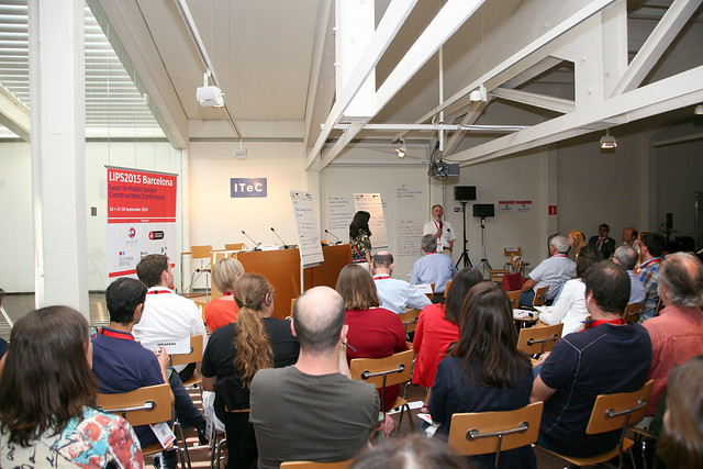 Lean in the Public Sector Construction Conference (LIPS 2015)