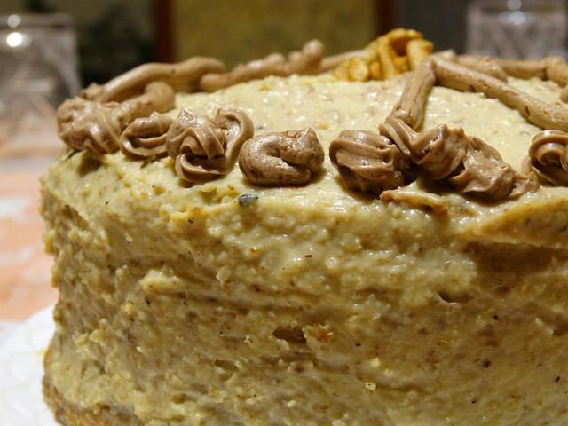 Diós torta 1