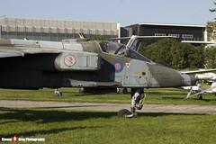 XX730 EC - S-27 - Royal Air Force - SEPECAT Jaguar GR1 - Polish Aviation Musuem - Krakow, Poland - 151010 - Steven Gray - IMG_0617