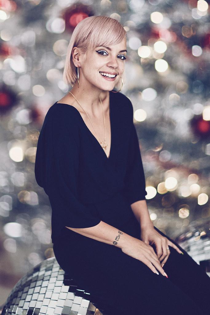 Лили Аллен — Фотосессия для «Vero Moda» Зима 2015 – 19