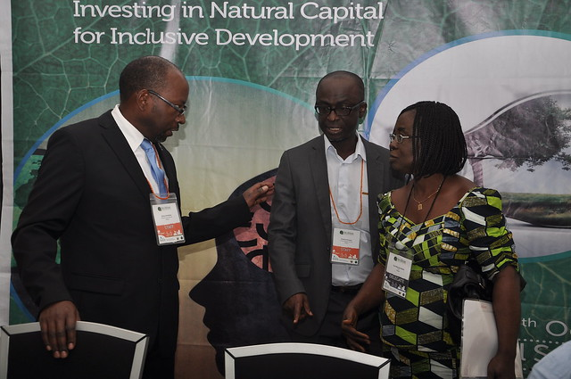 Photos of the Pan African Business and Biodiversity Forum