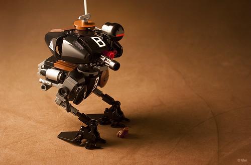 Maschinen Krieger – Kröte