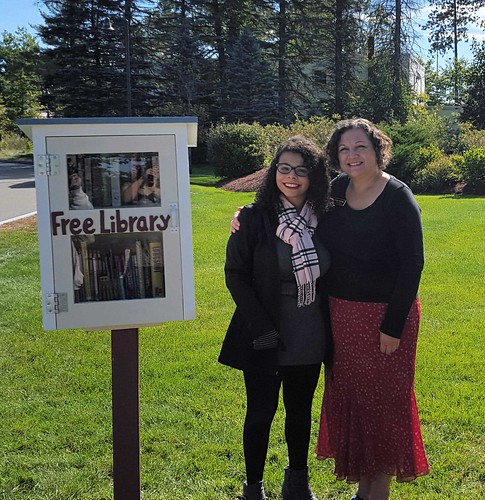 Little Free Library Dedication | by goffstownpubliclibrary