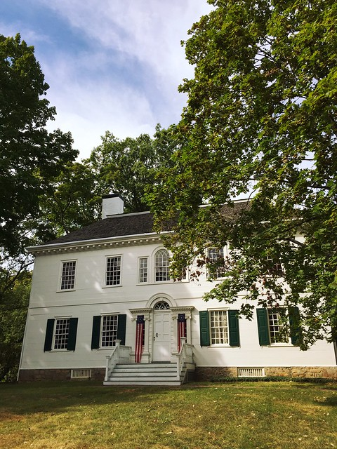 Washington's Headquarters and Ford Mansion