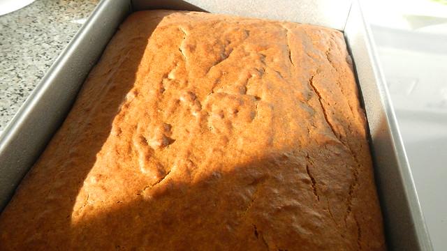 Pumpkin Cake Redux 7