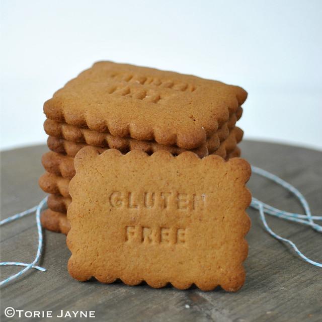 Gluten free graham crackers 1