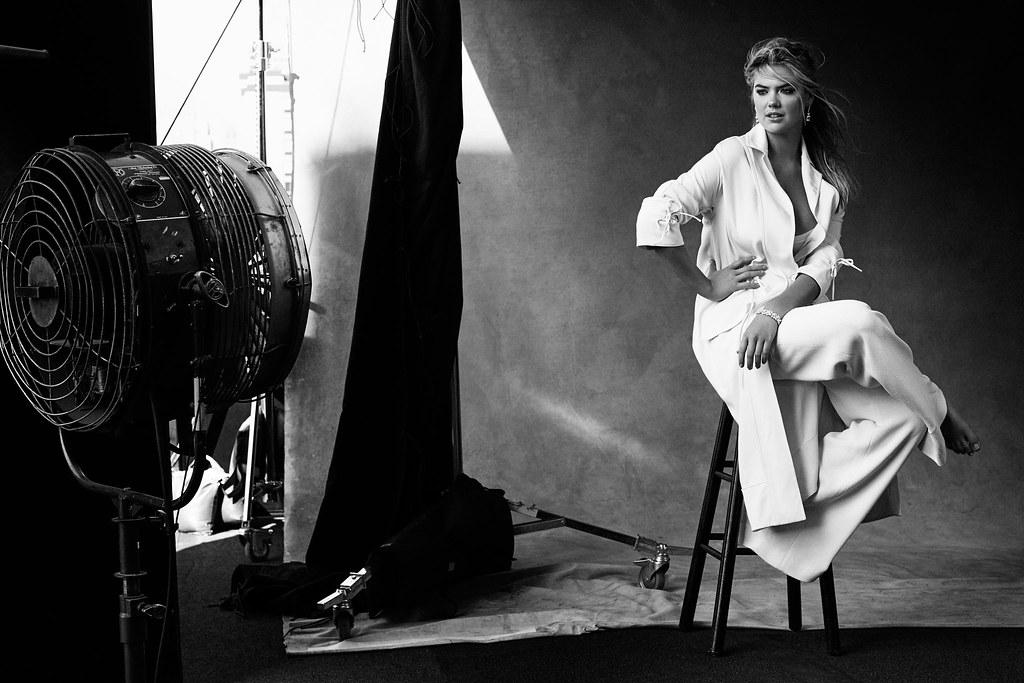 Кейт Аптон — Фотосессия для «Harper's Bazaar» AU 2015 – 1