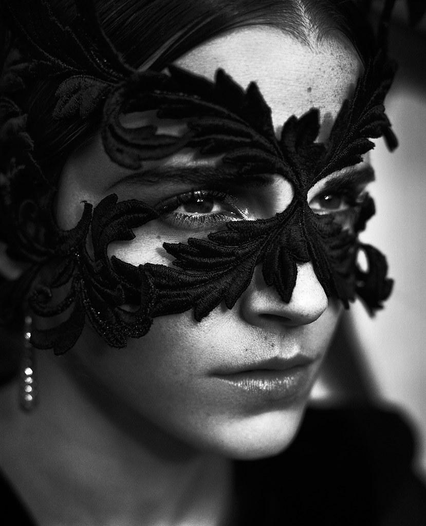 Эмма Уотсон — Фотосессия для «Vogue» IT 2015 – 6