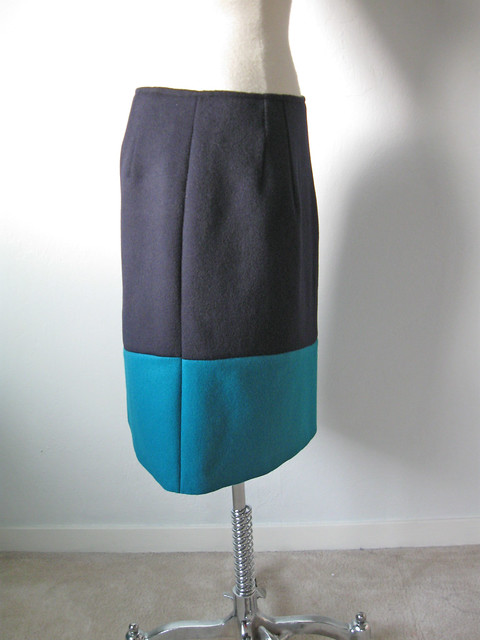 skirt side view