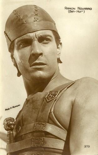 Ramon Novarro in Ben Hur