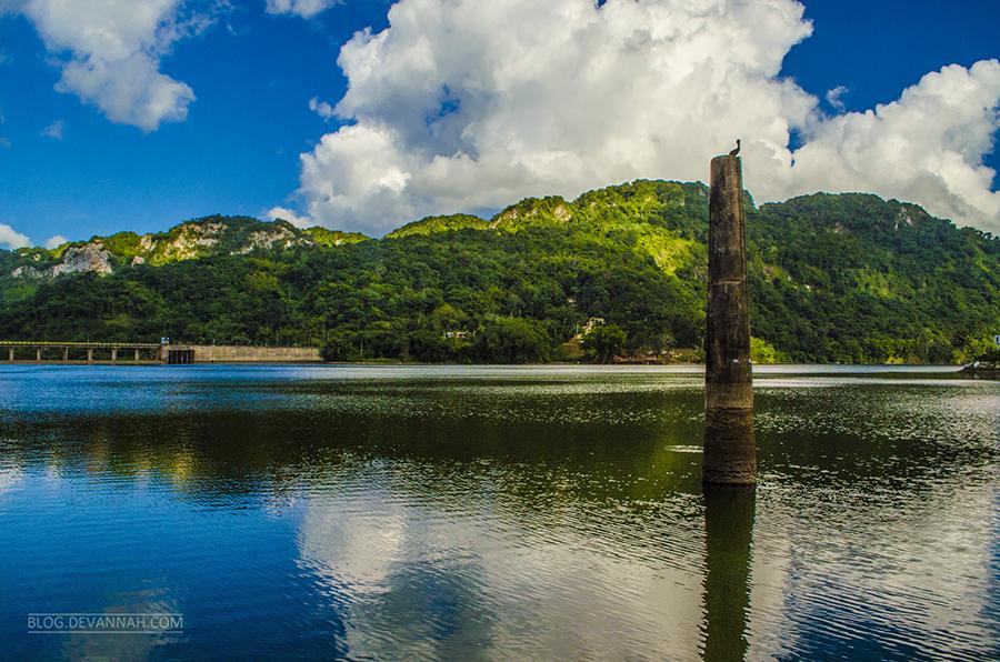 Lago Dos Bocas, Utuado, Puerto Rico