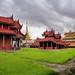 The desolate King Mindon's Royal Palace by B℮n