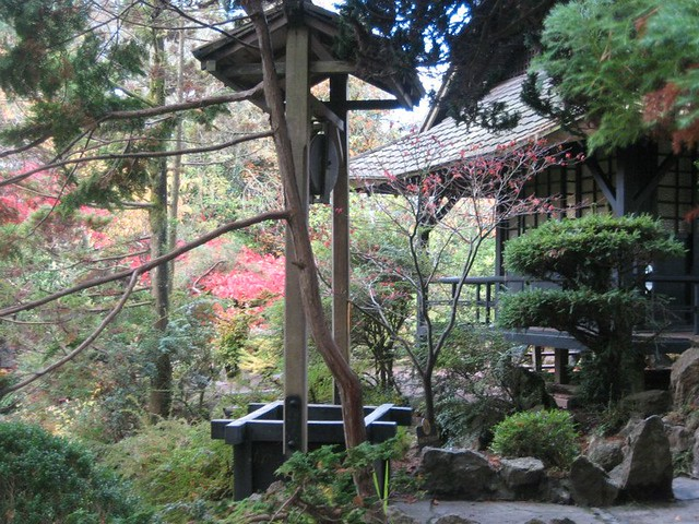 japanese gardens building