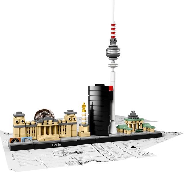 LEGO Architecture 2016   21027 - Berlin