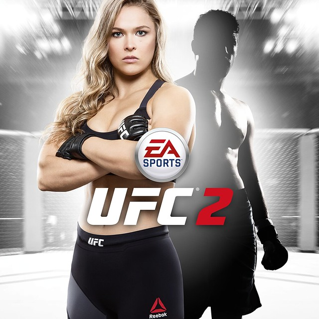 EA Sports UFC 2 Deluxe – PS4