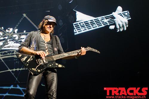 Scorpions @ Hallenstadion - Zurich