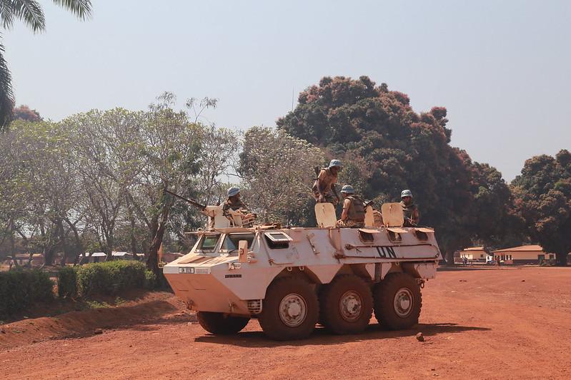 Intervention militaire en Centrafrique - Opération Sangaris - Page 21 23441187163_4b493a9aed_c