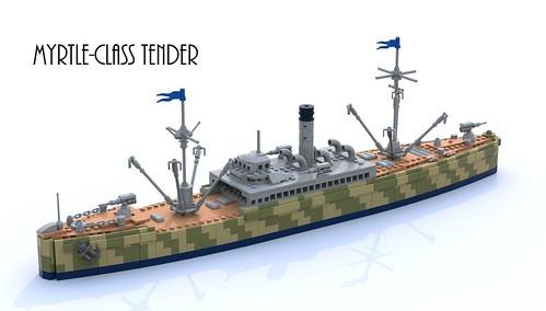 Myrtle-class tender