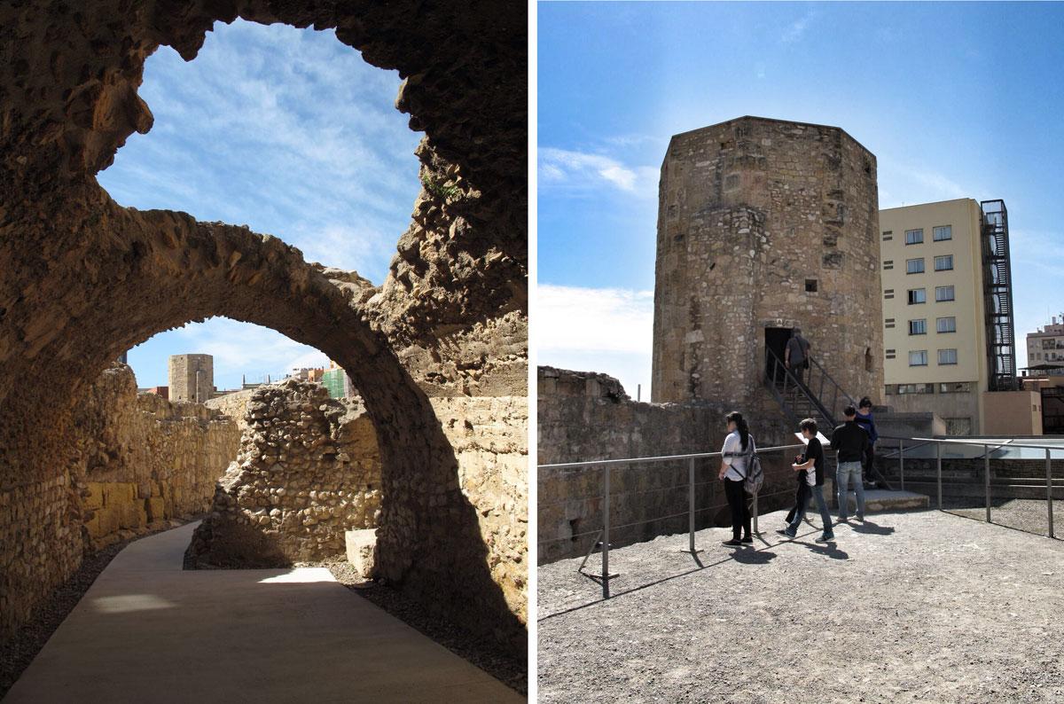 circo-tarraco_tarragona_museo-de-historia_torre de les monges