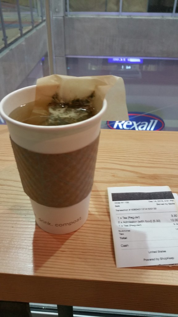 2015-Dec-14 Catfe - tea $3.30