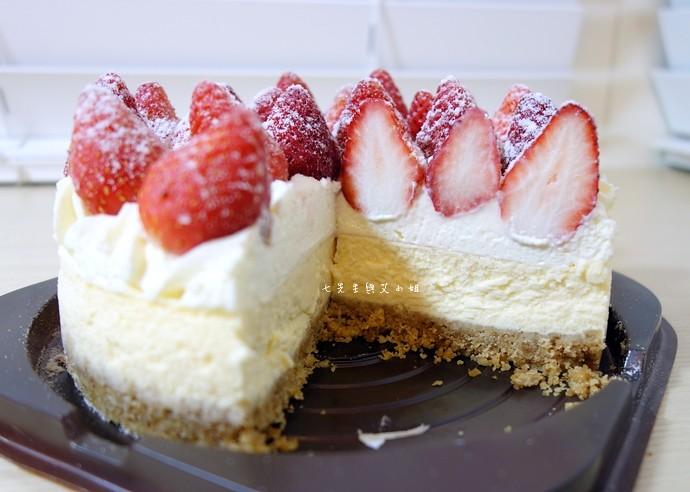11 士林宣原烘焙蛋糕專賣店原味雙層草莓蛋糕巧克力雙層草莓蛋糕草莓重乳酪