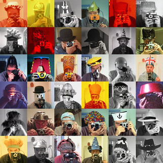 36 hat and camera combinations from 2015