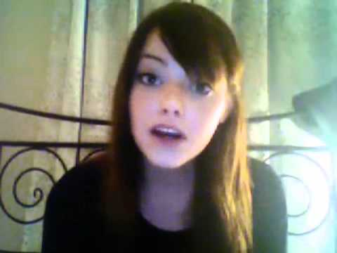 Emma Stone - Easy A - audition
