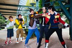 Pidge, Hunk, Lance, Shiro & Keith