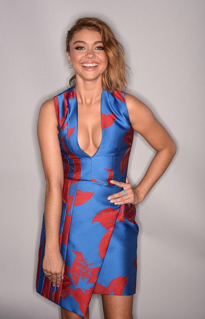 Сара Хайленд — Фотосессия на «Teen Choice Awards» 2016 – 1