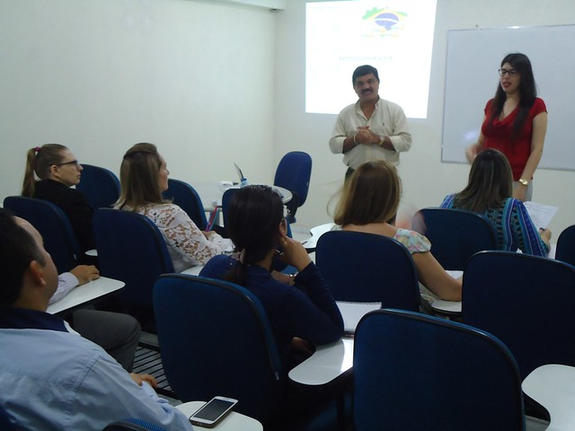 abertura do Curso Direito Bancário com o Profº Francisco Fernandes