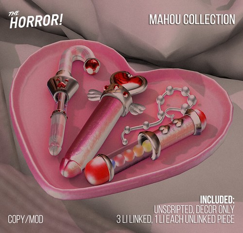 The Horror!~ Mahou Collection @ ROMP