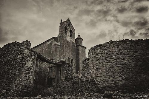 Parroquia de Nuestra. Sra. de la Asunción de Tébar, iglesia del siglo XVI