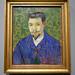 Portrait of Doctor Rey - Vincent Van Gogh, 1889 - Explore! by Monceau