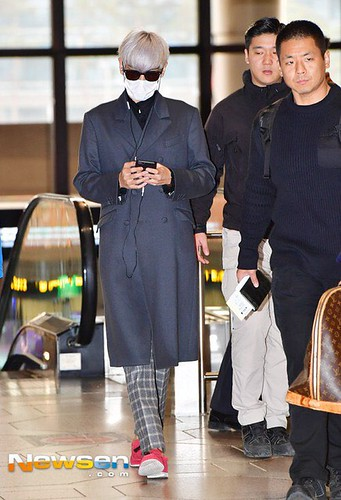 TOP Departure Seoul to Tokyo 2016-11-03 (30)