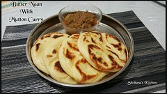 Srilankan Healthy Breakfast....🍜(Butter naan wi…