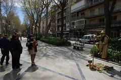 Granada ciudad con Monica y Pedro, 26 03 2014