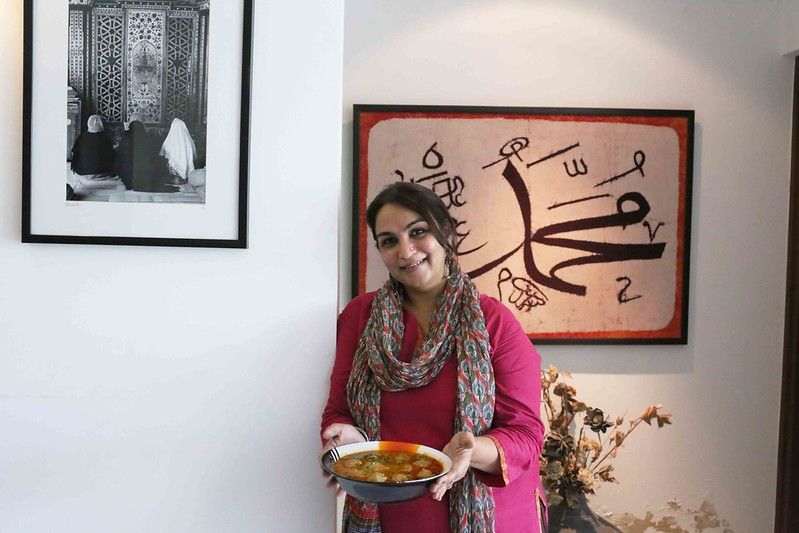 Julia Child in Delhi – Himani Dehlvi Makes 'Go-To' Mutton Kofta, Greater Kailash Enclave Part-I