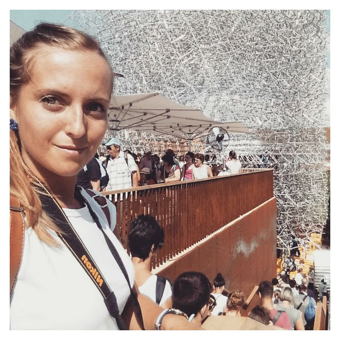 expo 2015, milano, wildflower girl5