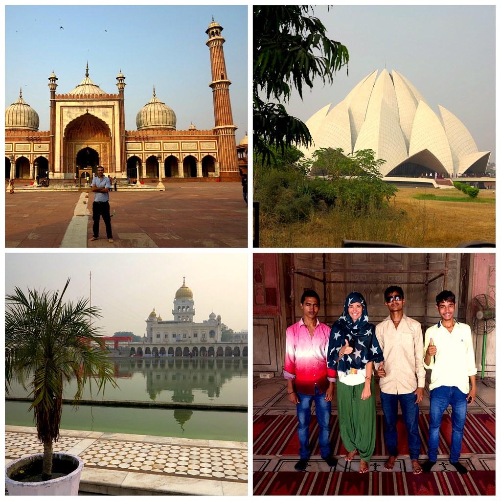 Nueva Delhi visitas