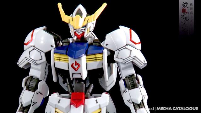 HG Gundam Barbatos - Bandai Hobby Preview