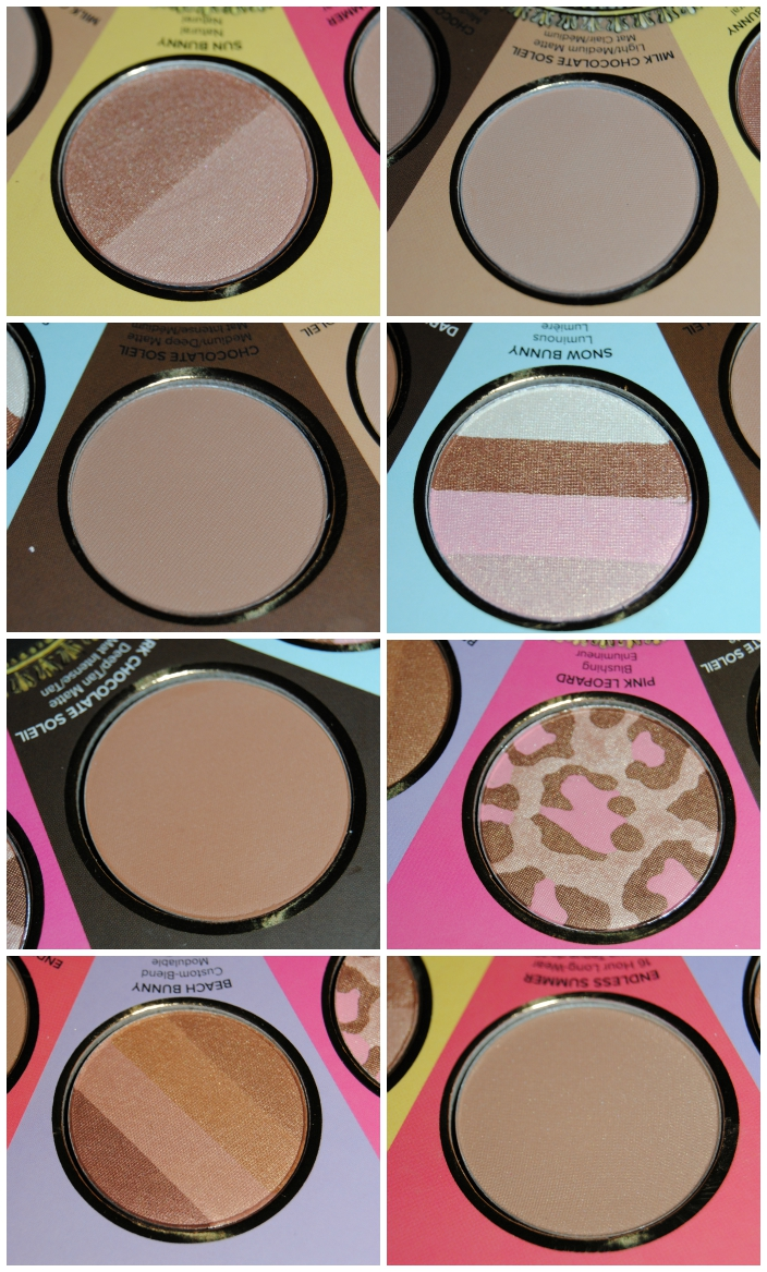 Too Faced The Black Book of Bronzers (2)