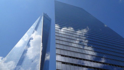 New York One World Trace Center Aug 15 6