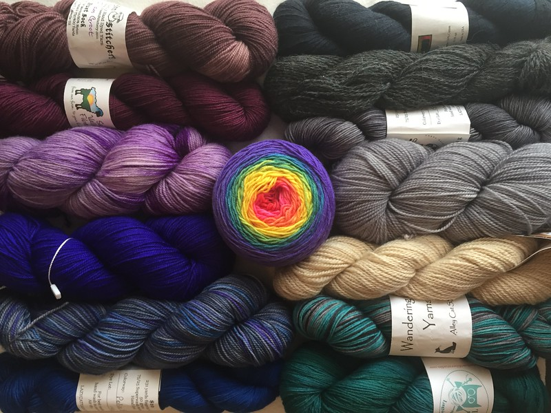 Yarn Acquisitions