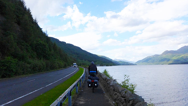bisikletle iskoçya bike scotland 5