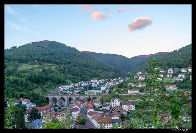 Selva Negra Schonachbach Schonach Triberg Hornberg - Hornberg